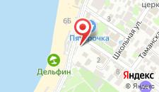 Отель Music Hall на карте