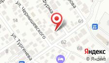 Гостевой дом Палермо на карте