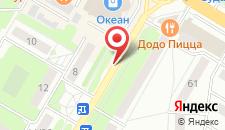 Апартаменты Гагарина 63 на карте