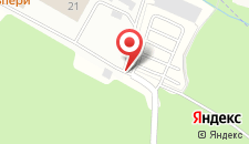 Конгресс-отель Ареал на карте