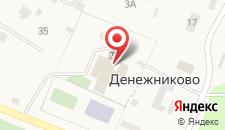 Гостиница Диамант на карте