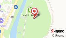 Отель Прометей на карте