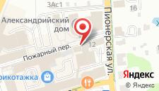 Гостевой дом Шишкина на карте