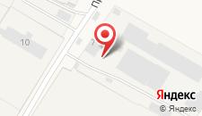 Гостиница Маруся на карте