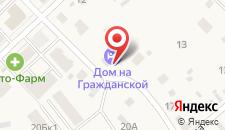 Гостевой дом Терем на карте