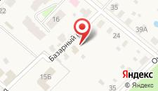 Гостевой дом Купеческий на карте