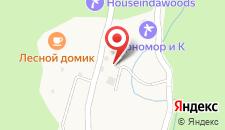 Гостевой дом Черноморская Жемчужина на карте