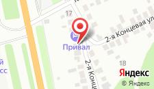 Гостиница Т Маркет на карте