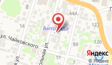 Гостевой дом Фем Ландия на карте