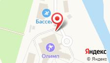Отель Олимп event-комплекс на карте