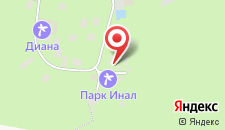 База отдыха Park Inal на карте