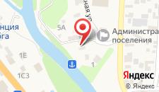 Гостевой дом Валентин на карте