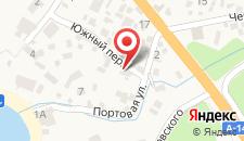 Гостевой дом Елена на карте