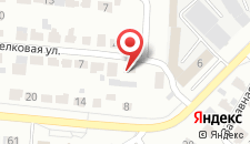 Хостел Старый Город на карте