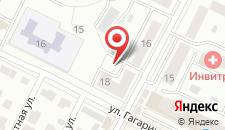 Апартаменты Малышева 15 на карте