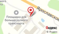 Мотель Авто на карте