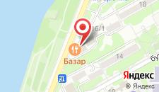 Ресторанно-гостиничный комплекс Прайд на карте