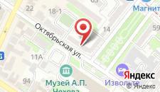 Гостиничный комплекс Извольте на карте