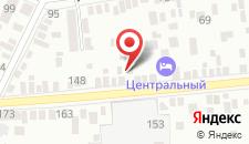 Хостел Муравейник на карте