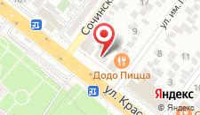 Отель ZION на карте