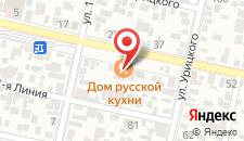 Отель Терем на карте