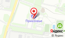 Гостиница Приазовье на карте