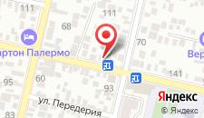 Отель Проф на карте