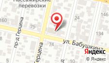 Отель Resident Hotel на карте
