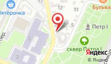 Гостиница Греческая 6 на карте