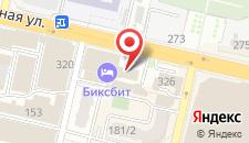 Хостел ID на карте