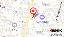 Гостиница Абсолют на карте