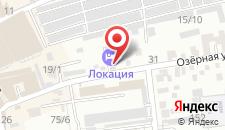 Апарт-отель Локация на карте
