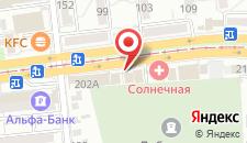 Хостел БМ на карте