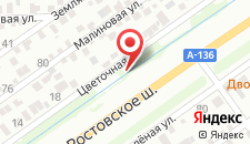 Гостевой дом Янтарь на карте