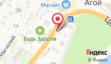 Гостиничный комплекс Альбатрос на карте