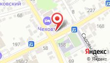Гостиница Чеховъ на карте