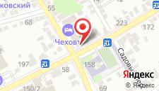 Отель Чеховъ на карте
