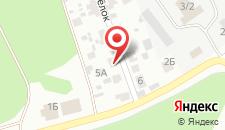 Гостиница ДАР на карте
