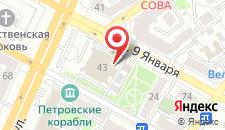 Гостиница Феникс на карте