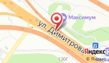 Гостиница Максимум на карте
