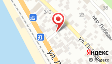 Гостевой дом Бриз на карте