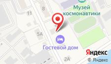 Гостевой дом Плешанов на карте
