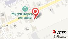 Гостиница Иван-царевич на карте