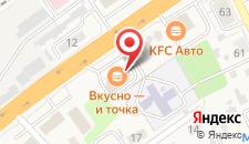 Хостел Мастерская Вкуса на карте