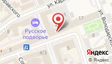 Гостиничный комплекс Лионъ на карте