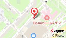 Гостиница Люкс-Отель на карте