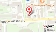 Гостиница Plaza на карте