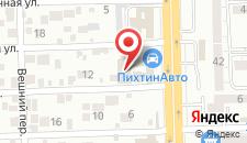 Ресторанно-гостиничный комплекс Фаворит на карте