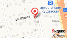 Гостевой дом Привал на карте