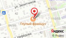 Отель Дон-МаЖор на карте